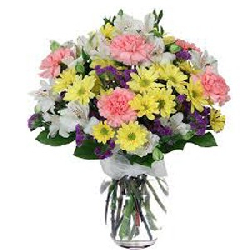 Mixed Flowers in Vase 50...