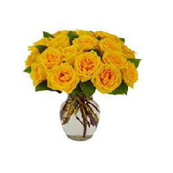 Three Dozen Yellow Roses In...